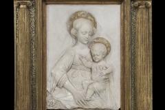 Basso rilievo Madonna con Bambino Gregorio di Lorenzo 2 - B&Facchini 2017