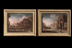 Coppia di capricci architettonici - B&Facchini - Fano 2017 - 3