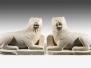 Leoni in marmo - Candoglia - epoca XV secolo