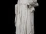 Madonna con Bambino, Looraine, il quarto del XIV sec.